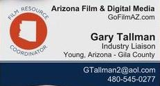 Film Resource Coodinator for Young and Gila County
